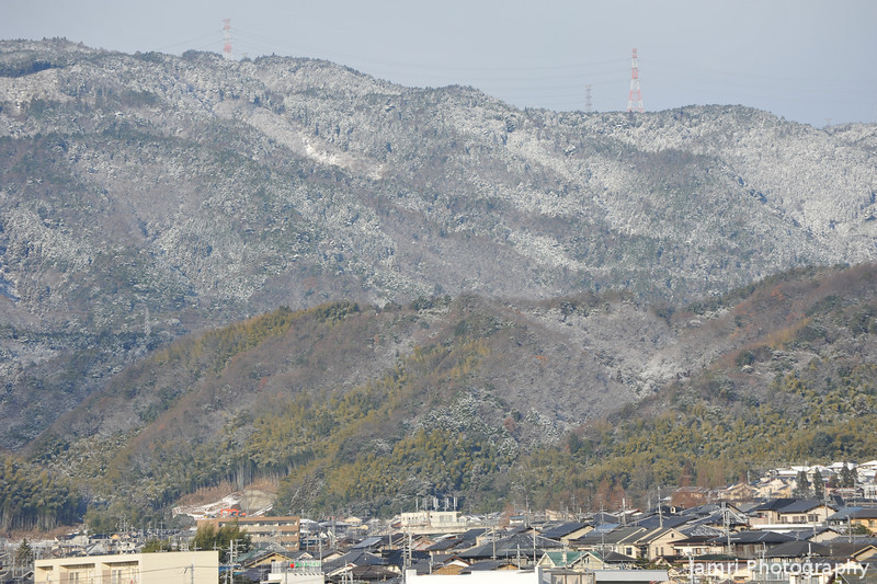 Towards Nishiyama.