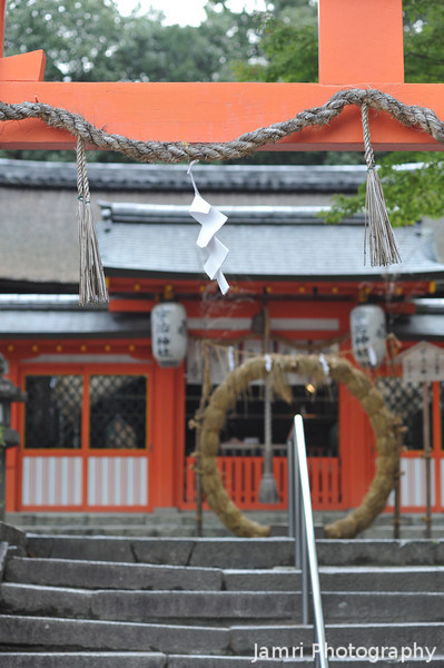 Stairway to a Shrine.