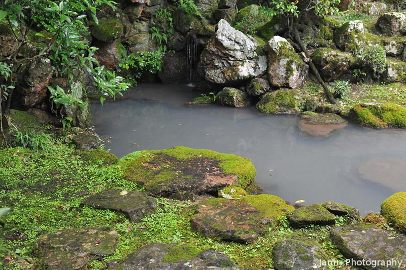 Still Waters.<br /> At Youkoku-ji (a Buddhist Temple) in Nagaokakyo.