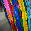 Colourful Origami Cranes.<br /> At Sadoko's Memorial in Hiroshima.