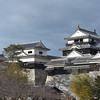 The Main Buildings of Matsuyama Castle.