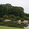 The Lake Feature.<br /> At Korakuen, Okayama.