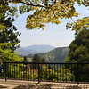 Getting a Shot of the View.<br /> From Mt. Kurama (Kurama-yama).<br /> Note: Circular Polarising Filter Used.