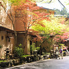 Traditional Hotel.<br /> In Kibune, Kyoto.