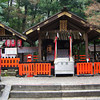 Nonomiya Shrine.<br /> In Arashiyama, Kyoto.