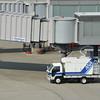 Generator Truck.<br /> At Itami Airport.