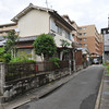 Suburban Japan.<br /> A little snapshot of the mixed densities of housing in Nagaokakyo.