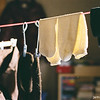 Washing in Afternoon Light.<br /> Hanging out the washing in the study to catch the afternoon light.<br /> Note Film Shot: Nikon F80 + Nikkor AF 50 f/1.8 + Fujicolor PRO400