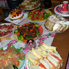 Christmas Lunch.<br /> Once again we had a Christmas Lunch at our place with some of the teachers from Megumi Kindergarten. Here some of the food.