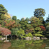 Palace Garden<br /> A garden in the Kyoto Imperial Palace. (Photographed by Ritsuko)