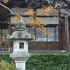 Outside the Temple.<br /> At Jojakko-ji (Jojakko Temple), Arashiyama, Kyoto.