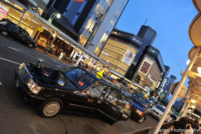 Black Cab.