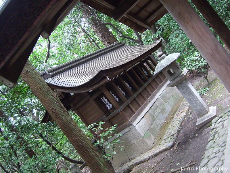 Side Box at Kaikonoyashiro.