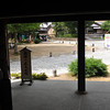 The view from the Hida Crafts Museum.<br /> In Hida Furukawa, Gifu Prefecture, Japan.