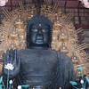 The Big Buddha again.<br /> This is the biggest Buddha statue in Japan. It's hands are as big as five people! We took Dave to Nara to see this temple, we took the Walkers there as well back in July last year.
