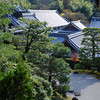 Towards the Rock Garden.<br /> At Komyo-ji (a Buddhist Temple) in Nagaokakyo.