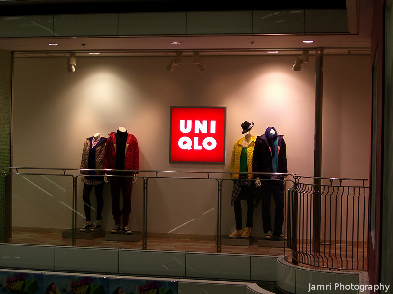 """The Big Winner in Hard Times.<br /> UNIQLO (pronounced """"yunikuro"""") with it's strategy of low cost yet fashionable clothing keeps expanding opening new stores everywhere in Japan and abroad, while some of the more upmarket clothing retailers are now struggling."""