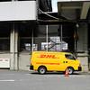 DHL Van.