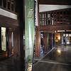 Inside Matsuyama Castle.