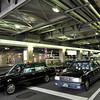 In the tunnel under Hankyu Umeda station.