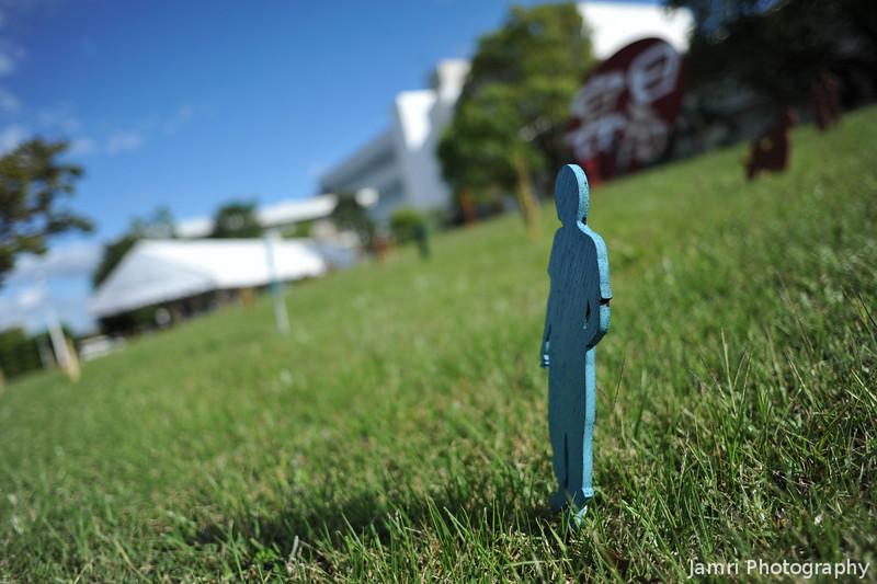 Standing Still.<br /> From Seikei Rocks 2010.