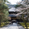 The Pathway to Nanzenji.<br /> The Lonely Planet Kyoto Guide list  Nanzenji as the best temple in Kyoto city (which is a city with 1000s of temples).