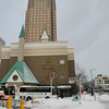 Sheraton Hotel Sapporo.<br /> Near Shinsapporo Station where I stayed during my visit to Sapporo.