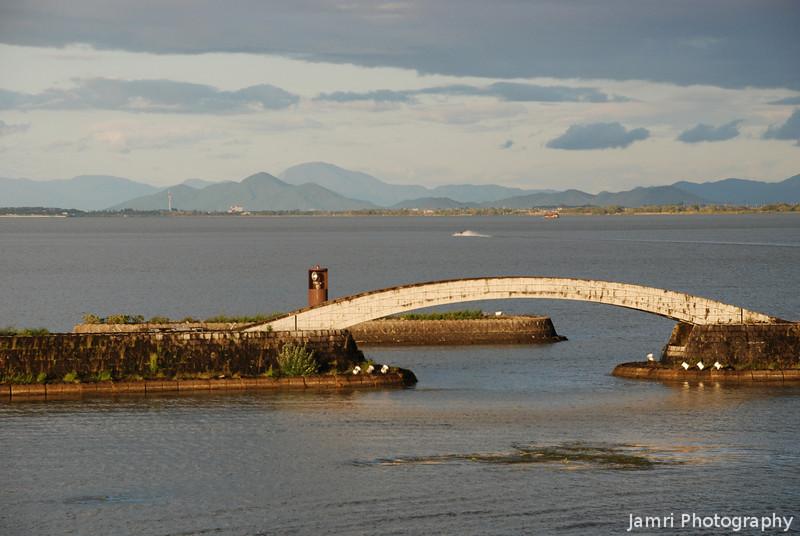 Arched Bridge.