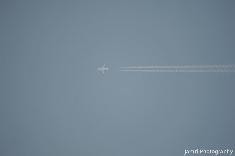 High Flying Jet.