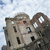 The Peace Dome.<br /> Hiroshima, Japan.