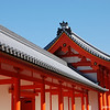 Up Close to the Palace<br /> At the Kyoto Imperial Palace