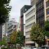 "Karasuma Street 1.<br /> Karasuma one of the main streets of the ""Businessy"" part of Kyoto, reminded me of St Georges Tce in Perth."