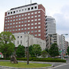 Hotel Boston Plaza.<br /> In Kusatsu, Shiga Prefecture.