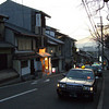 Kyoto in the Early Evening.