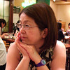 Ritsuko at Ante Cafe.