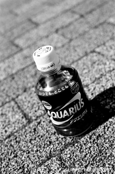 Fuel.<br /> On a hot summer's day.<br /> Note Film Shot: Nikon F80 + 50f/1.8 + Orange Filter + Fujifilm Neopan Acros