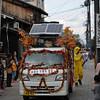 Solar Powered Vehicle?<br /> Part of the 2011 Garasha Matsuri Parade in Nagaokakyo, Japan.
