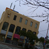 Yellow Building.<br /> Near Adogawa Station, Shiga Prefecture.