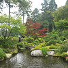The little Garden within the Garden.<br /> At Mimuroto-ji (a Buddhist Temple) near Uji, Kyoto.