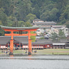 The Big Torii and the Shrine.