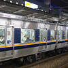 Night Train.<br /> At JR Takatsuki Station.