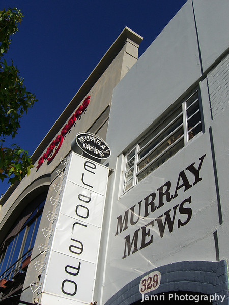 Murray Mews.