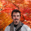 Me in the Momiji (Japanese Maple) Tunnel.<br /> At Komyo-ji (a Buddhist Temple) in Nagaokakyo.<br /> Photo by Ritsuko.