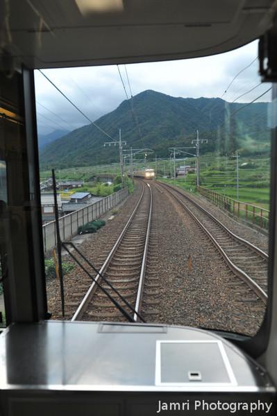 Train Approaching.
