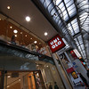Uniqlo Again.<br /> A Shot of the Shinsaibashi store of Uniqlo which is one of it's largest stores.