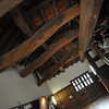 A Corner of One of the Rooms.<br /> In Hikone-jo, Hikone Castle, Hikone, Shiga.