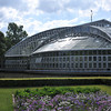 The Conservatory.<br /> At the Kyoto Botanical Gardens.<br /> Note: Circular Polarising Filter Used.
