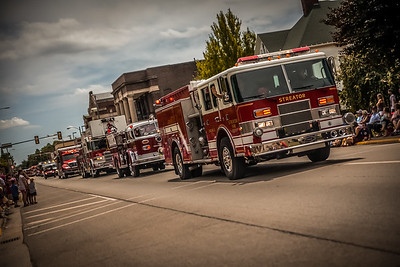 Streator Parade and Emergency Vehicle Show
