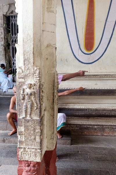 Rameshwaram Temple, Tamilnadu, India 2016