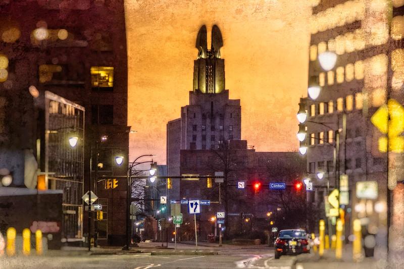 Bright Lights, Biggish City